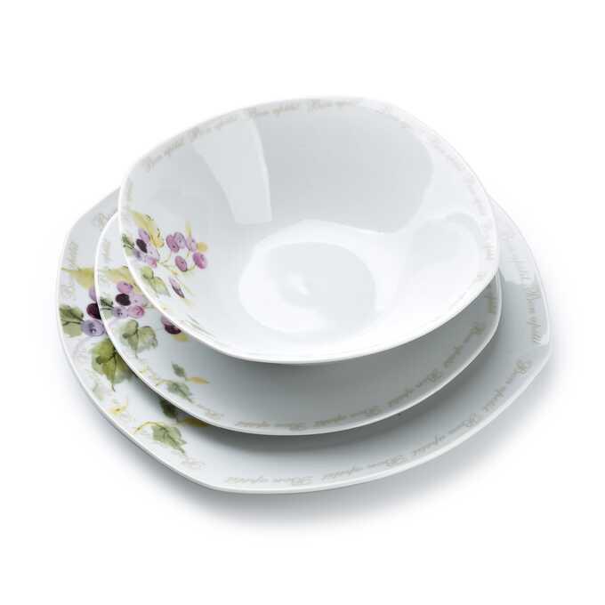 Jak kupić komplet talerzy?